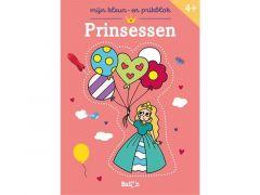 Kleur- En Prikblokken Prinsessen