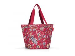 Shopper M Paisley Ruby