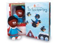 Pakket De Spiekpietjes - Conceptboek + De Spiekpietjespop - Jongen