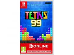 Nintendo Switch Tetris 99 + Nso