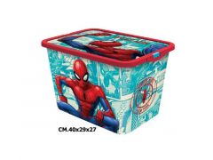 Spiderman Click Opbergbox  23L