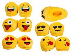 Emoticon Pantoffels Maat 37-42