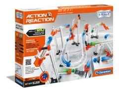 Clementoni Action& Reaction Knikkerbanen