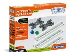Clementoni Action& Reaction Knikkerbanen Uitbreidingsset 1