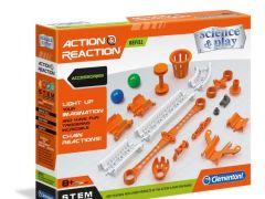 Clementoni Action& Reaction Knikkerbanen Uitbreidingsset