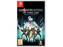 Nintendo Switch Ghostbusters - The Videogame