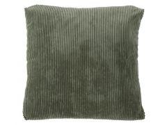 Kussen (Gevuld) Cordovan 42X42X6Cm, Dark Green