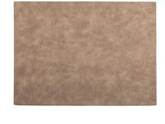 Placemat Troja, 33X45Cm, Taupe