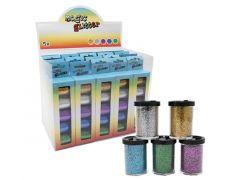 Glitters In Strooibusje 17Gr 5St