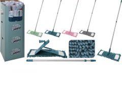Mop 4 Assortiment Prijs Per Stuk Natural Cleaning Kl  44X14Cm