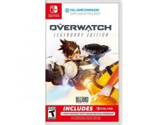 Nintendo Switch Overwatch Legendary Edition