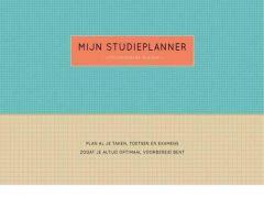 Mijn Studieplanner (Met Uitschuifbare Bladen)