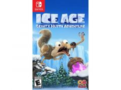 Nintendo Switch Ice Age-Scrat'S Nutty Adventure