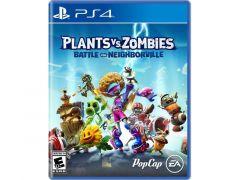 Ps4 Plants Vs Zombies - Battle For Neighborville