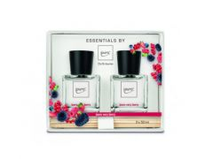 Essentials 2 X 50 Ml Very Berry