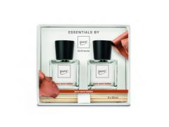 Essentials 2 X 50 Ml Warm Leather