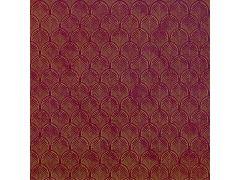 Braun Art Deco Rubin Gold