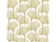 Braun Ginkgo White-Gold