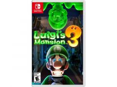 Nintendo Switch Luigi4S Mansion 3