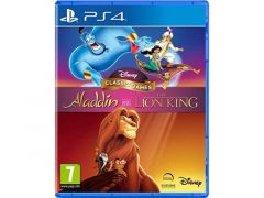 Ps4 Aladdin And The Lion King - Disney