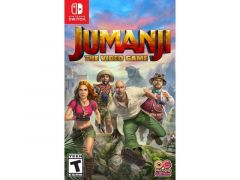 Nintendo Switch Jumanji - The Video Game