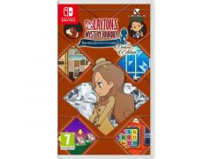 Nintendo Switch Layton'S Mystery Journey - Katrielle En Het Miljonairscomplot
