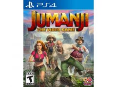 Ps4 Jumanji - The Video Game