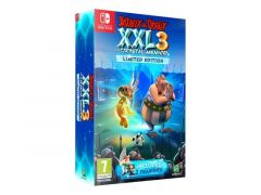 Nintendo Switch Asterix & Obelix Xxl 3 Limited Edition
