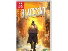 Nintendo Switch Blacksad Under The Skin Limited
