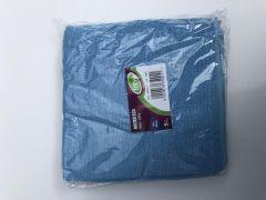 Heva Microvezeldoek 5Pack 40X40 Blauw