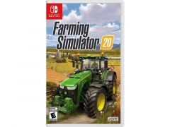 Nintendo Switch Farming Simulator 2020