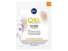 Nivea Q10+C Tissue Masker Energie