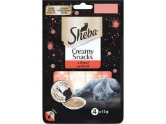 She C-T Creamy Snack 4X12Gr Rund