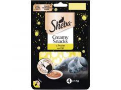 She C-T Creamy Snack 4X12Gr Kip