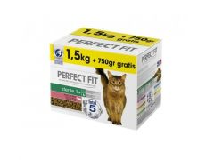Perf Fit Cat 1.5Kg+750 Sterile Rund