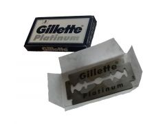 Gillette Platinum Scheermesje Plat 5St Op Kaart