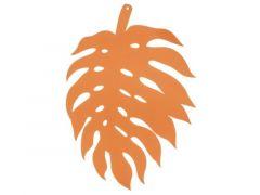 Blad Hanger Oranje 39X28Xh,1Cm Blad Papi