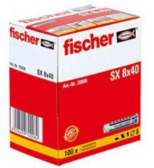 Fischer Sx Pluggen Sx8/100