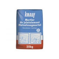 Knauf Voegmortel Wit 25Kg