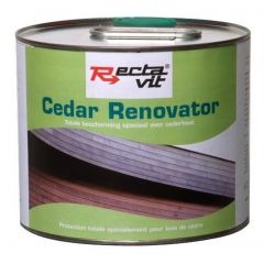 Cedar renovator 2.5L