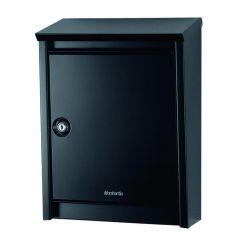 Brievenbus b110 zwart