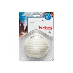 Busters Hygienemasker 10St