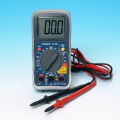 Dig. Multimeter + med. Display