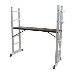 Combinatie Stelling-Ladder Alu