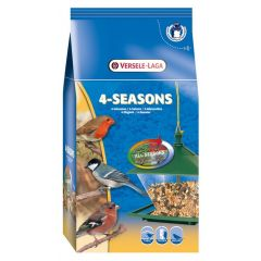 Menu Nature 4 seizoen