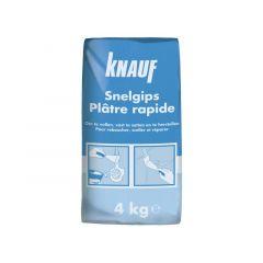 Knauf Snelgips 4Kg