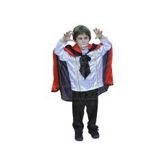 Kostuum Vampier Set 3 Delig M 152