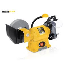 Power Plus Powx1250 Bankslijpmolen Combi 350W