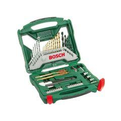 Bosch 50-dlg X-line set Accessoiresset | Titanium