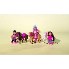 Evi Love Met Pony